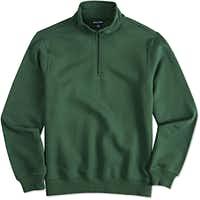 Quarter Zip Pullover Sweatshirts