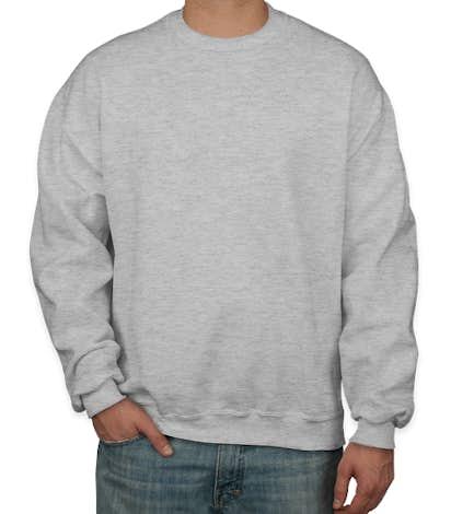 Jerzees Super Sweats® 50/50 Crewneck Sweatshirt - Ash