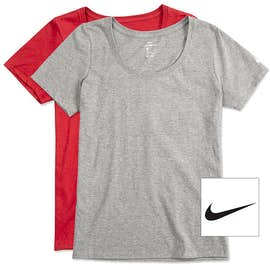 Nike Women's 100% Cotton T-shirt