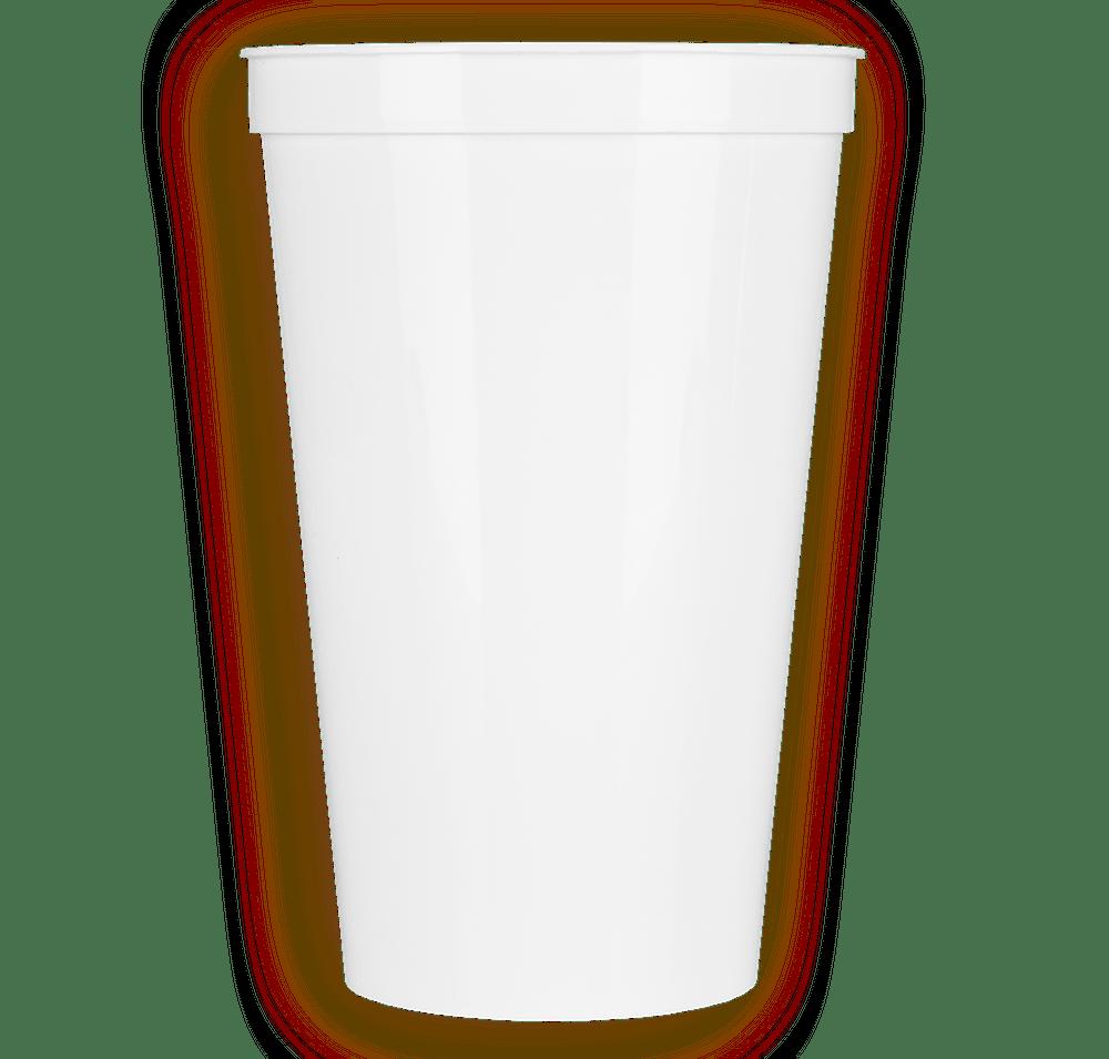 Design Custom Printed 22 Oz Plastic Stadium Cups Online At Customink