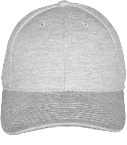 Sport-Tek Electric Heather Performance Hat - Silver Electric