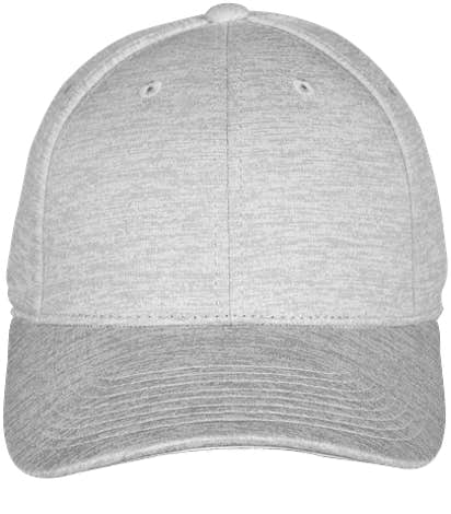 Sport-Tek Electric Heather Performance Hat - Silver Electric