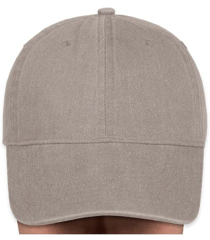 Comfort Colors Pigment Dyed Hat - Grey