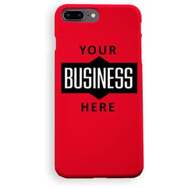 Full Color iPhone 8+ Slim Phone Case