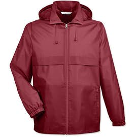Team 365 Zone Lightweight Full Zip Jacket