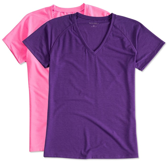 Custom Sport Tek Women S Ultimate V Neck Performance Shirt Design Women S Activewears Online At Customink Com Whatever you're shopping for, we've got it. sport tek women s ultimate v neck performance shirt