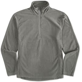 Port Authority Quarter Zip Microfleece Pullover