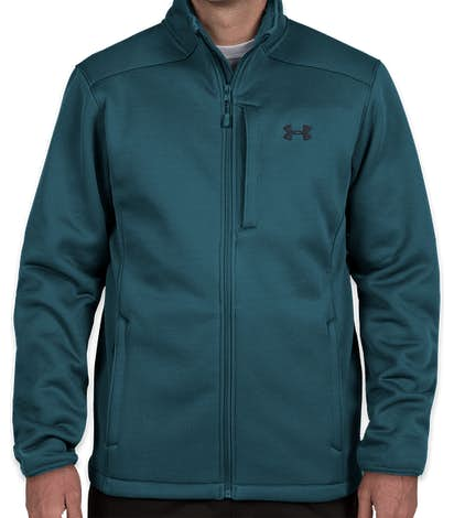 Under Armour Extreme Cold Gear Jacket - True Ink / Midnight Navy