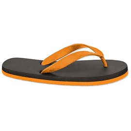 Bora Bora Color Block Flip Flops
