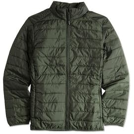 Core 365 Women's Insulated Packable Puffer Jacket