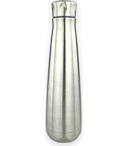 16 oz. Svelte Stainless Steel Insulated Water Bottle - Stainless Steel