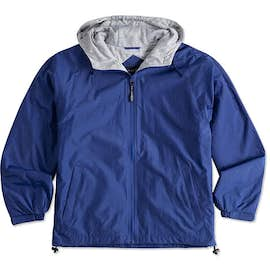 Port Authority Lined Hooded Team Jacket