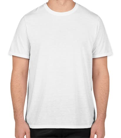 Gildan Soft Jersey Performance Shirt - White