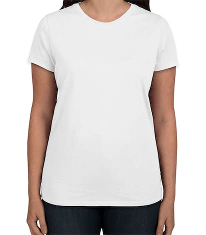 GAP Women's Vintage Wash Crewneck Tee - Optic White