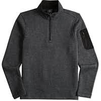 Quarter Zip Pullovers