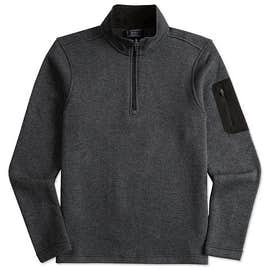 Charles River Quarter Zip Sweater Fleece Pullover