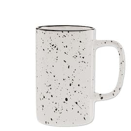 18 oz. Ceramic Tall Camper Mug