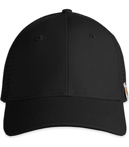 Carhartt Rugged Professional Trucker Hat - Black