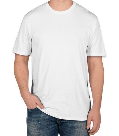 e3e0b2c3df95 Custom District Perfect Blend ® T-shirt - Design Short Sleeve T ...