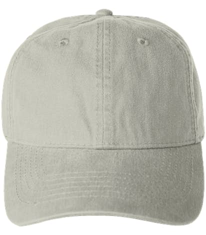 Pacific Headwear Bio-Washed Cotton Buckle Hat - Melon