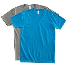 Next Level 60/40 V-Neck T-shirt
