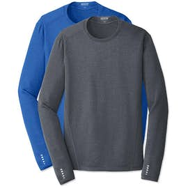 Ogio Endurance Pulse Long Sleeve Performance Shirt