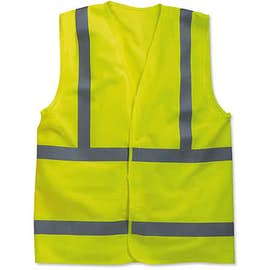 Bayside Class 2 USA-Made Safety Vest