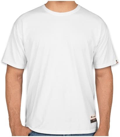 Champion Authentic Soft Wash T-Shirt - White