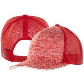 Pacific Headwear Aggressive Heather Trucker Hat