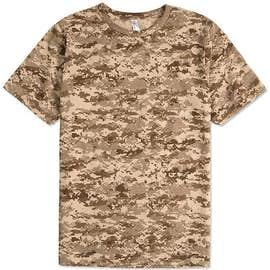 Canada - Code 5 Digital Camo T-shirt