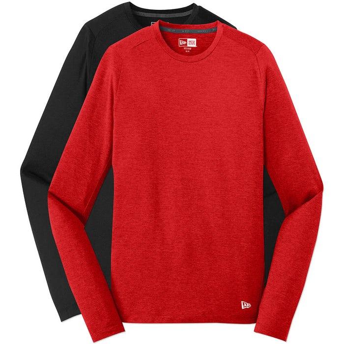 New Era Series Long Sleeve Performance Shirt