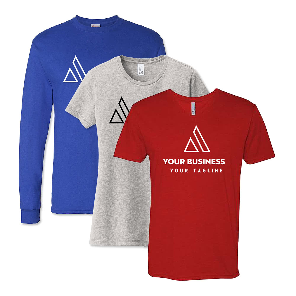 Custom T shirts & Promotional Products - Check Out