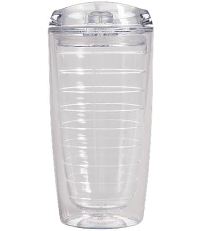 16 oz. Insulated Vortex Tumbler - Clear