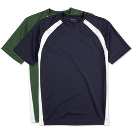 Sport-Tek Colorblock Performance Shirt