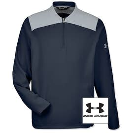 Under Armour Corporate Tech Quarter Zip Pullover