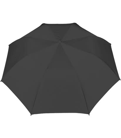 "Ultra Value Auto Open 58"" Folding Golf Umbrella - Black"