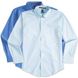 Devon & Jones Solid Dress Shirt