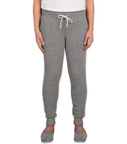 Alternative Apparel Women's Joggers - Eco Grey