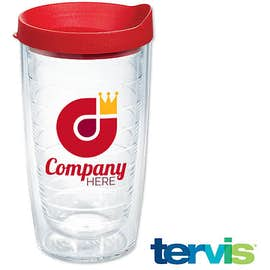 16 oz. Classic Tervis with Lid (Full Color Wrap Print)