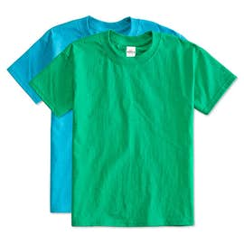 Hanes Youth ComfortSoft® Tagless T-shirt