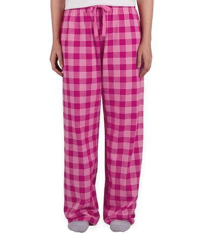 Boxercraft Juniors Flannel Pajama Pants - Bubblegum