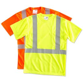 CornerStone Class 2 Performance Safety Pocket Shirt