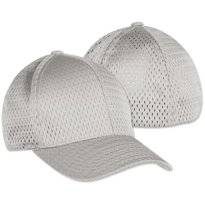 a55c97e4 Yupoong Athletic Mesh Flexfit Hat