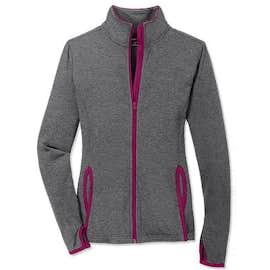 Sport-Tek Women's Sport-Wick Stretch Full Zip Jacket