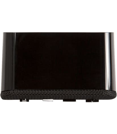 Wifi Bluetooth Speaker with Amazon Alexa - Black