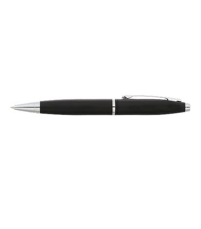 Cross Calais Matte Black Ballpoint Pen (black ink) - Black