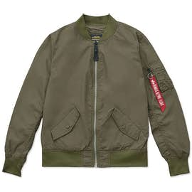 Alpha Industries Women's L-2B Scout Jacket