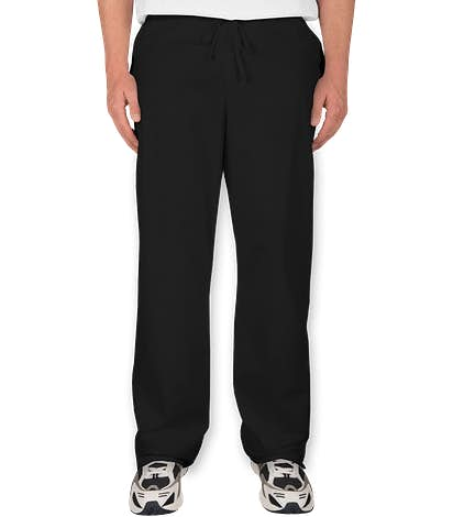 Dickies Drawstring Scrub Pant - Black
