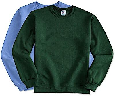 Jerzees Super Sweats 50/50 Crewneck Sweatshirt