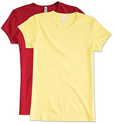 Bella + Canvas Juniors Crewneck T-shirt